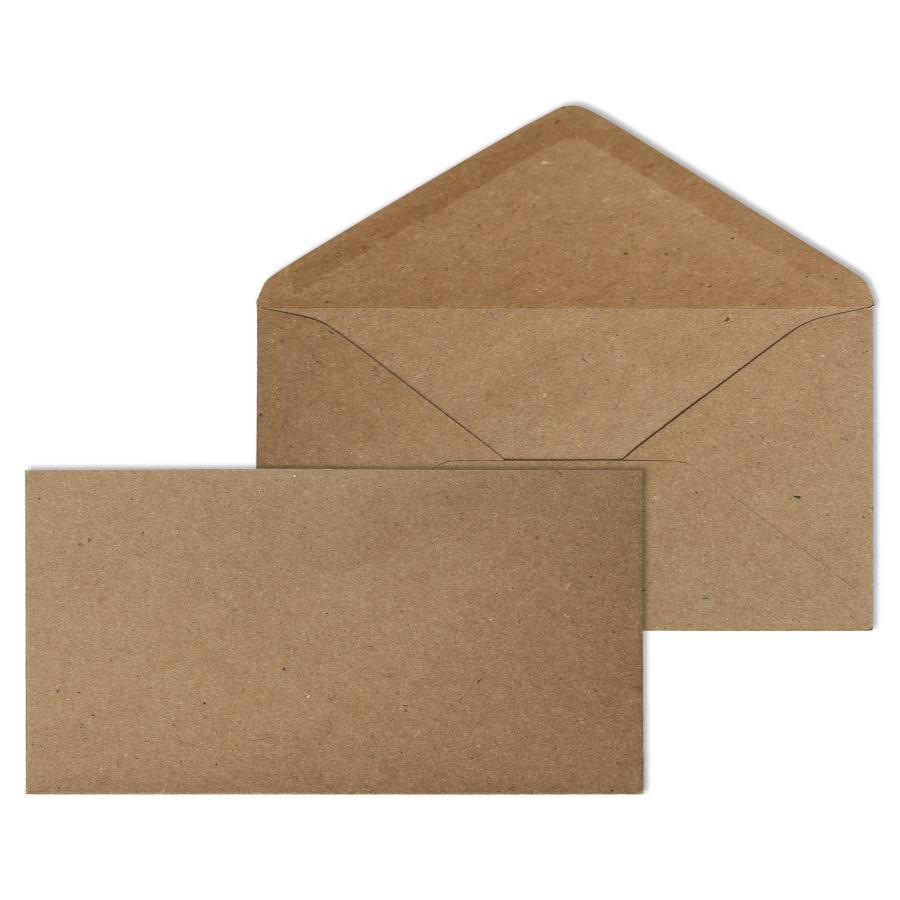 Din Lang Kraftpapier 220 X 110 Mm
