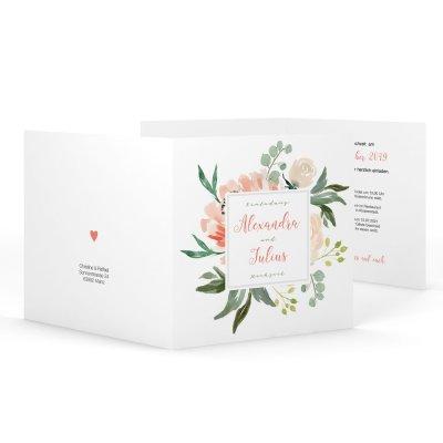 Hochzeitskarten Einladungskarten Zur Hochzeit Online Gestalten