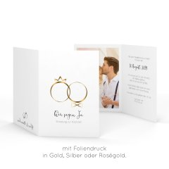 Rings of Love | Einladung