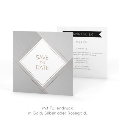 Square | Save the Date